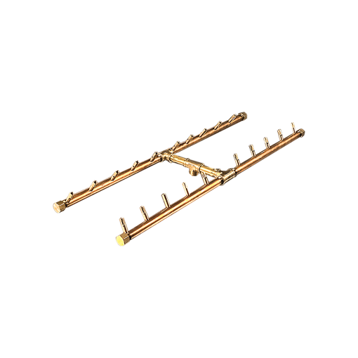 Picture of CFBH200 H-Style CROSSFIRE™ Brass Burner