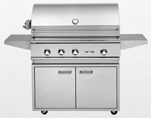 """Picture of Delsol Delta 40"""" Grill Base"""