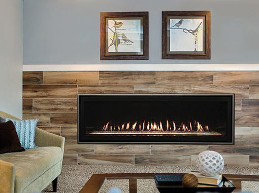"""Picture of 60"""" Boulevard Direct-Vent Linear Contemporary"""