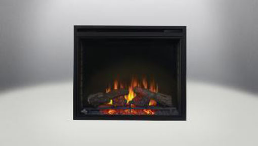 "Picture of 33/40"" Ascent Electric Fireplace"