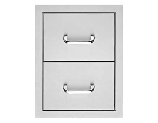"Picture of 17"" Delsol Double Storage Drawer"