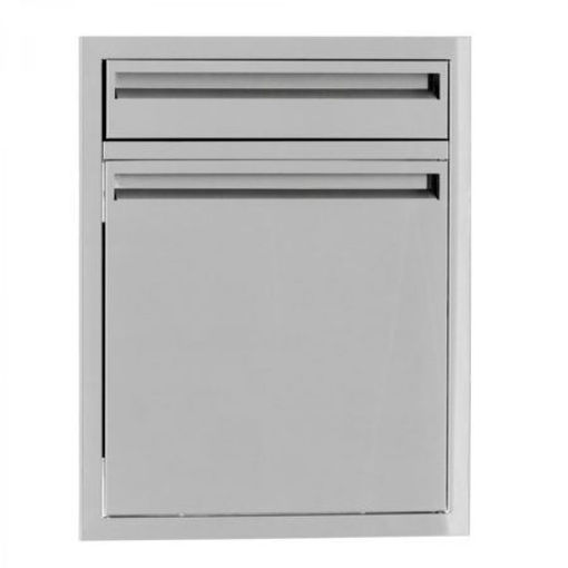 "Picture of PCM‐350 21"" SINGLE DOOR/ 4"" DRAWER"