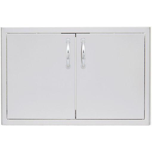 Picture of Blaze 32 Inch Double Access Door with Paper Towel Holder