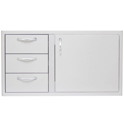 Picture of Blaze Drawer Door Combo 39″