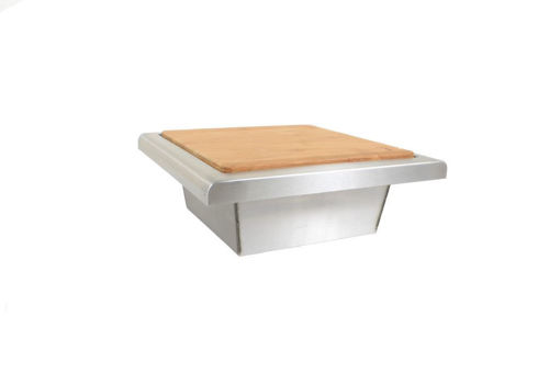 Picture of Blaze 15 Inch Trash Chute With Cutting Board
