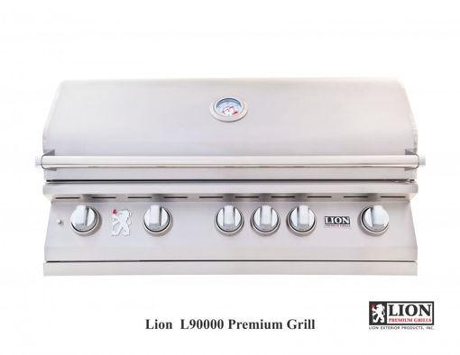 """Picture of Lion Premium Grill 40"""" 5 Burner"""