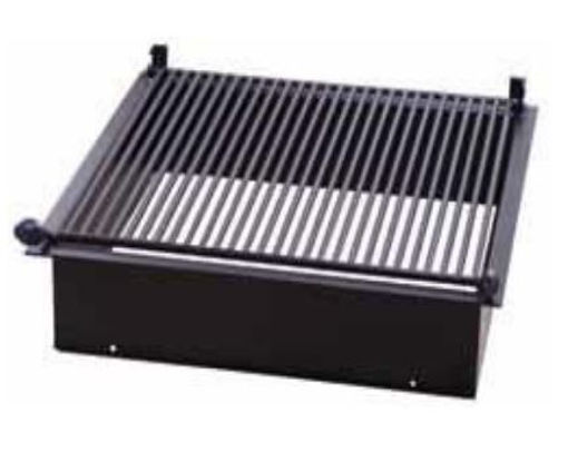 Picture of Square Fire Pit w/ Flip Grill