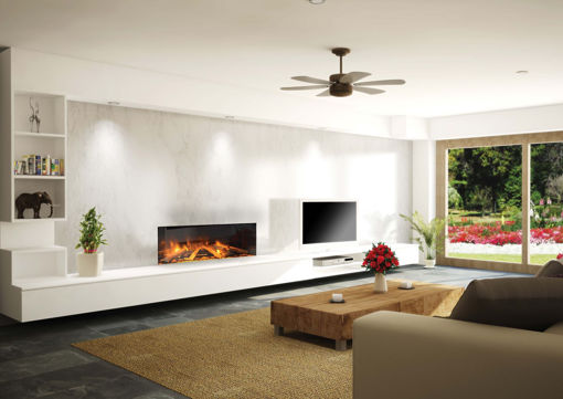 Picture of European Home E40 Linear Electric Fireplace