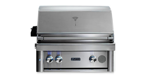 """Picture of 30"""" PROFESSIONAL BUILT-IN SMART GRILL WITH ROTISSERIE (SMART30)"""
