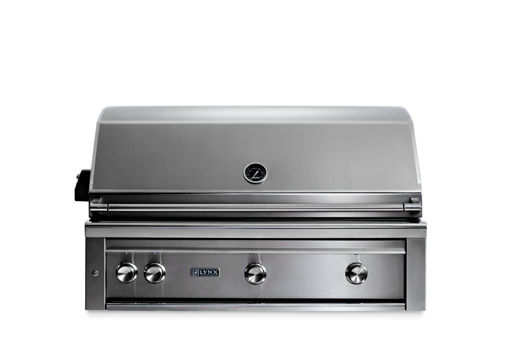 """Picture of 42"""" PROFESSIONAL BUILT IN GRILL WITH ALL CERAMIC BURNERS AND ROTISSERIE (L42R-3)"""