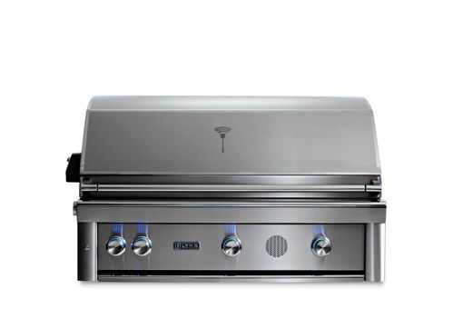"""Picture of 42"""" PROFESSIONAL BUILT-IN SMART GRILL WITH ROTISSERIE (SMART42)"""
