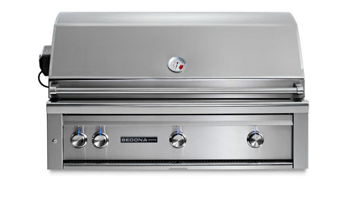 "Picture of 42"" SEDONA BUILT-IN GRILL WITH 3 STAINLESS STEEL BURNERS AND ROTISSERIE (L700R)"