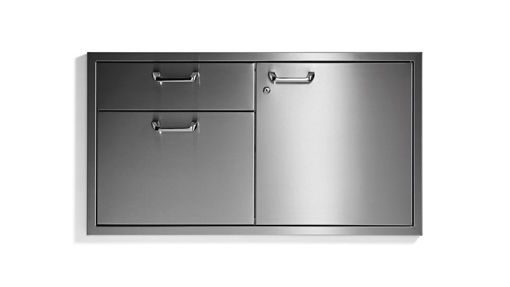 "Picture of 42"" CLASSIC DOOR DRAWER COMBINATION (LSA42)"