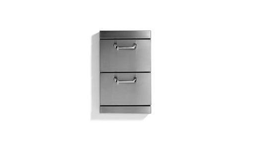 "Picture of CLASSIC 2 FULL STANDARD UTILITY DRAWERS WITH 5"" OFFSET HANDLES (LUDE)"