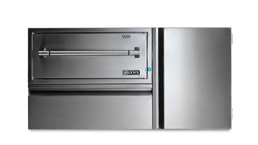 "Picture of 42"" PROFESSIONAL CONVENIENCE CENTER WITH WARMING DRAWER (L42CC)"