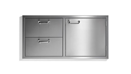 "Picture of 42"" SEDONA DOOR DRAWER COMBINATION (LSA742)"