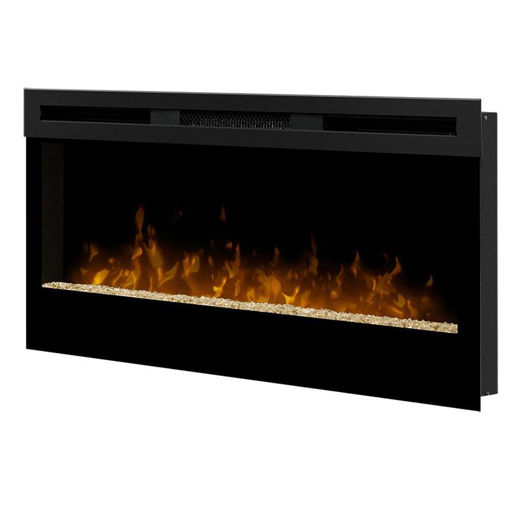 "Picture of Dimplex BLF34 Wickson 34"" Linear Electric Fireplace"
