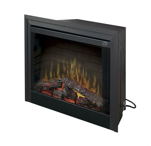 "Picture of Dimplex BF33DXP 33"" Deluxe Built-in Electric Firebox"