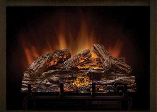 Picture of Napolean Electric Log Set 27""