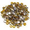 "Picture of 1/2"" Caramel Luster Fire Beads"