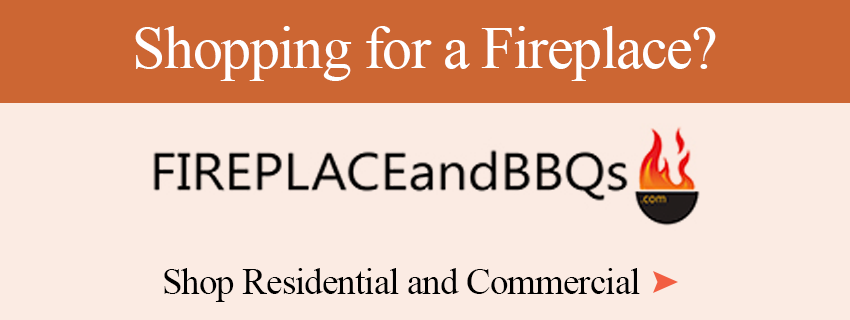 Find a new fireplace at FireplaceandBBqs.com
